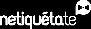 Netiquetate logo light